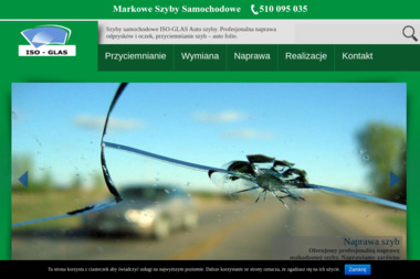 """""""ISO - GLAS"""" - Tuning Mrągowo"""