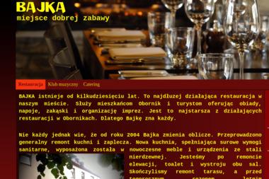 Bajka - Catering Oborniki Śląskie