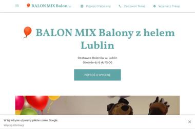 BALON MIX - Balony Foliowe Lublin
