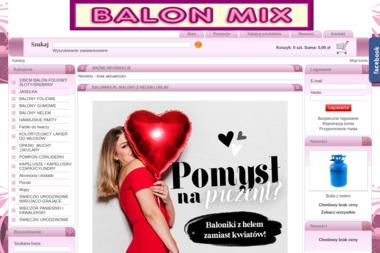 BALON MIX - Hurtownia Balonów Lublin