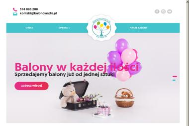 Balonolandia - Balony z helem Katowice
