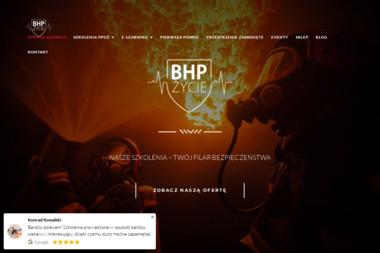 BHP Życie - BHP, ppoż, bezpieczeństwo Warszawa
