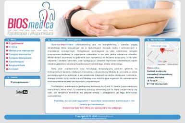 Biosmedica - Akupunktura Ciechocinek