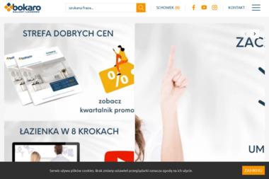 Bokaro - Wyposażenie łazienki Toruń