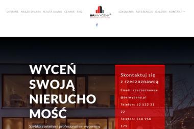BRI WYCENY - Wycena nieruchomości Bydgoszcz