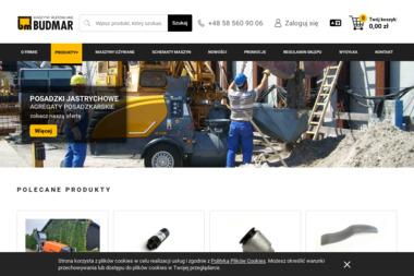 Budmar MB - Maszyny budowlane Zblewo