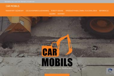 Car Mobils - Żwir Poznań