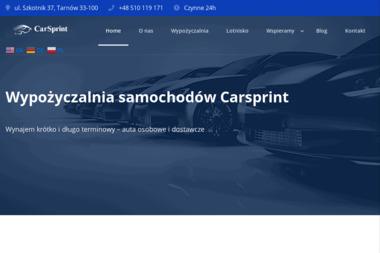 CARSPRINT - Wypożyczalnia samochodów Tarnów