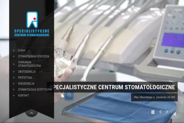 Specjalistyczne Centrum Stomatologiczne - Stomatolodzy Zambrów