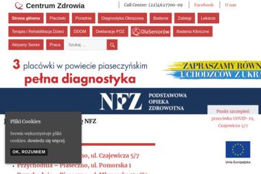 Centrum Zdrowia - Rehabilitanci medyczni Ostrołęka