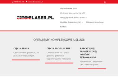 Ciecielaser.pl - Metaloplastyka Starachowice