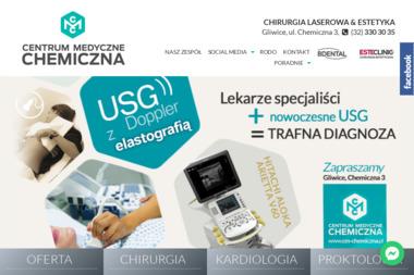 CENTRUM MEDYCZNE CHEMICZNA - Proktolog Gliwice