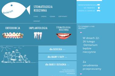 Dentarium STOMATOLOGIA - Ortodonta Gniezno