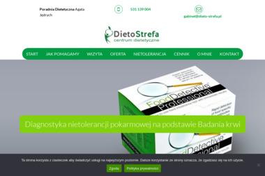 Dieto-Strefa - Dietetyk Puławy