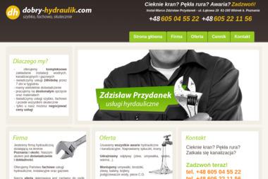 Instal-Marco Zdzisław Przydanek - Urządzenia Hydrauliczne Wiórek k. Poznania