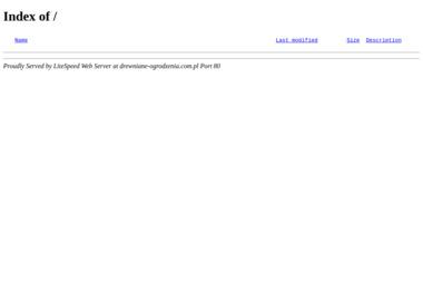 Ogrodzenia Drewniane Mariusz Wojciechowski - Przęsła Ogrodzeniowe Drewniane Wrocław