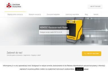 DRY-MAR - Osuszanie Białystok