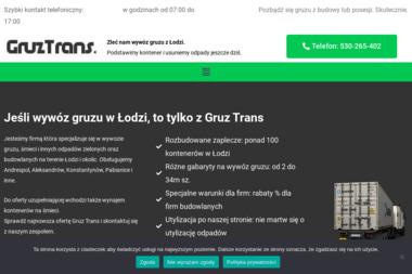 ECO GRUZ - Wywóz Gruzu Leszno