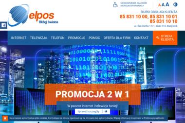 ELPOS - Internet Białystok