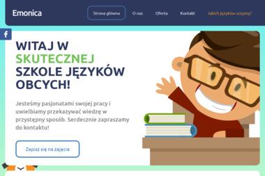 Emonica - Szkoła Językowa Grudziądz