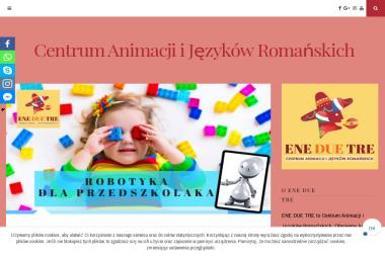 ENE DUE TRE Centrum Animacji i Języków Romańskich - Kurs francuskiego Poznań