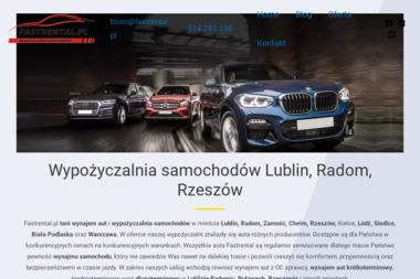 Fastrental - Wypożyczalnia samochodów Chełm