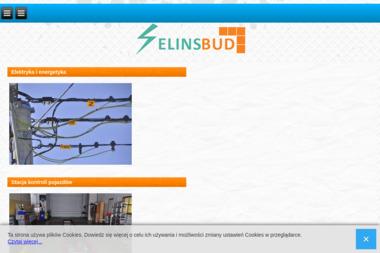 ELINSBUD - Wymiana Instalacji Elektrycznej Brzyska Wola