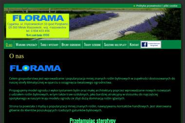 FLORAMA - Sadzonki Mińsk Mazowiecki
