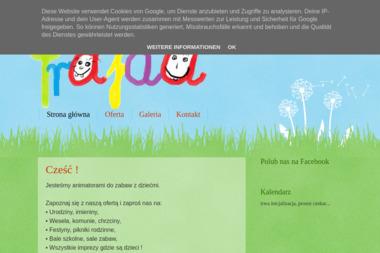 Frajda - Animatorzy dla dzieci Płock