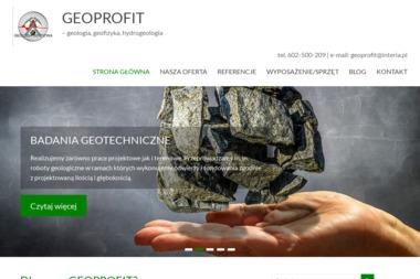 GEOPROFIT - Usługi Geologiczne Katowice