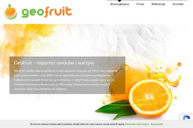 Geofruit - Warzywa Warszawa