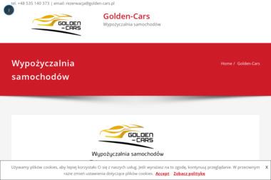 Golden-Cars - Wypożyczalnia samochodów Świebodzice