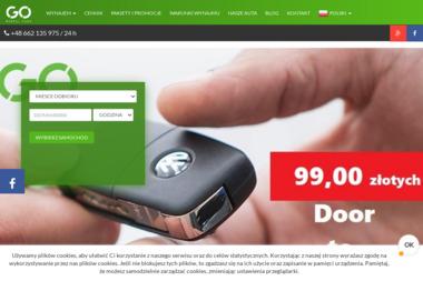 GO Rental Cars Sp. z o.o. - Wypożyczalnia samochodów Chorzów