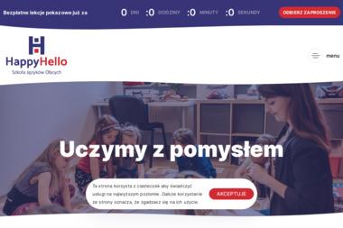 Happy Hello Szkoła Języków Obcych - Kursy Języków Obcych Ostrów Wielkopolski