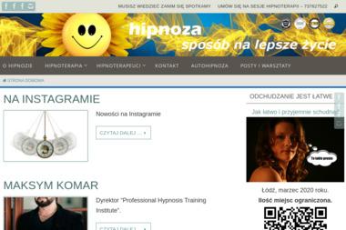 Hipnoza Hipnoterapia - Medycyna niekonwencjonalna Toruń