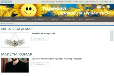 Hipnoza Hipnoterapia - Hipnoterapia Toruń