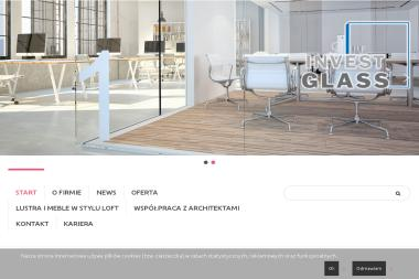 INVESTGLASS - Balustrady szklane Toruń