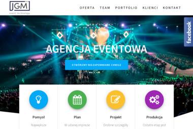 JGMG sp. z o.o. - Agencje Eventowe Proszowice