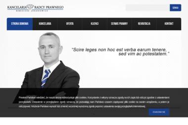Kancelaria Radcy Prawnego Remigiusz Johaniewicz - Radca prawny Gorzów Wielkopolski