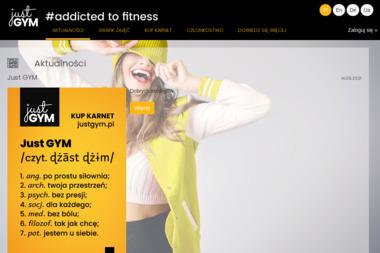 Just GYM Sp. z o.o. - Trener personalny Płock