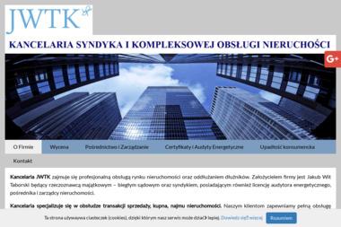 Kancelaria JWTK - Kancelaria Prawna Chrzanów