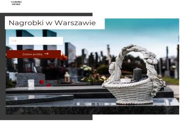 Nagrobki Art-Zych - Nagrobki Warszawa