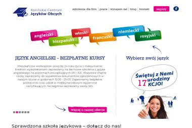 Konińskie Centrum Języków Obcych - Nauka Języka Konin