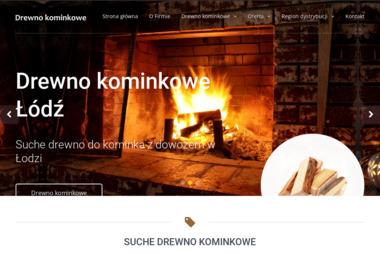 Drewno kominkowe - Sprzedaż Drewna Opałowego Łódź