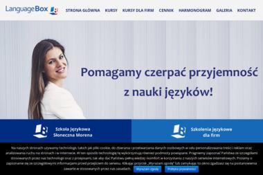 Language Box - Kurs niemieckiego Gdańsk