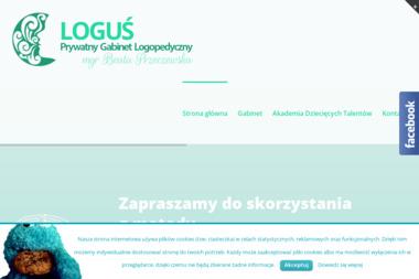 Loguś - Prywatny Gabinet Logopedyczny - Logopeda Grudziądz