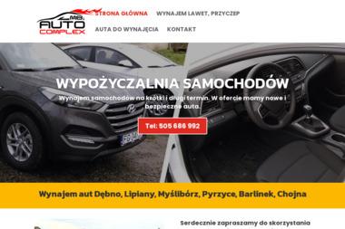 MB AUTOCOMPLEX - Wypożyczalnia samochodów Myślibórz