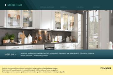 MEBLEGO - Meble Kuchenne Na Wymiar Pabianice