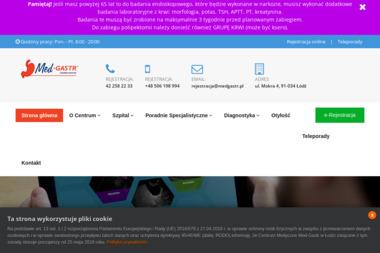 Med-Gastr - Proktolog Łódź