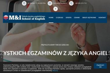 M&I Szkoła Języka Angielskiego - Nauka Języka Piła